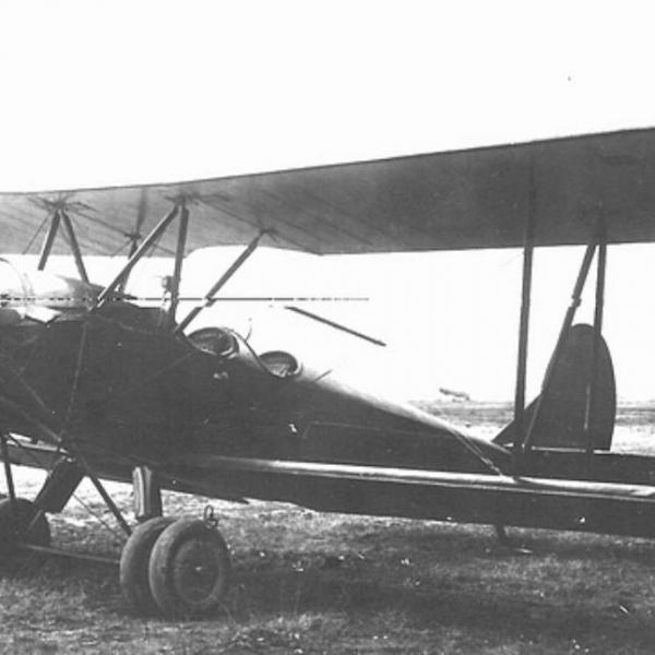 17а.У-2 со специальным партизанским шасси.