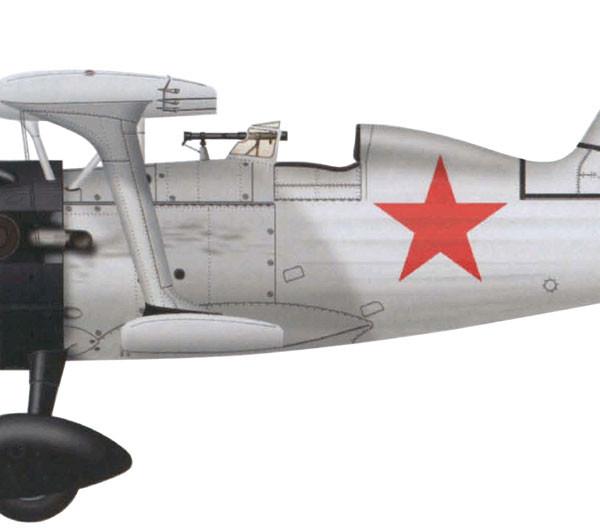 18.И-15бис ТК. Рисунок.