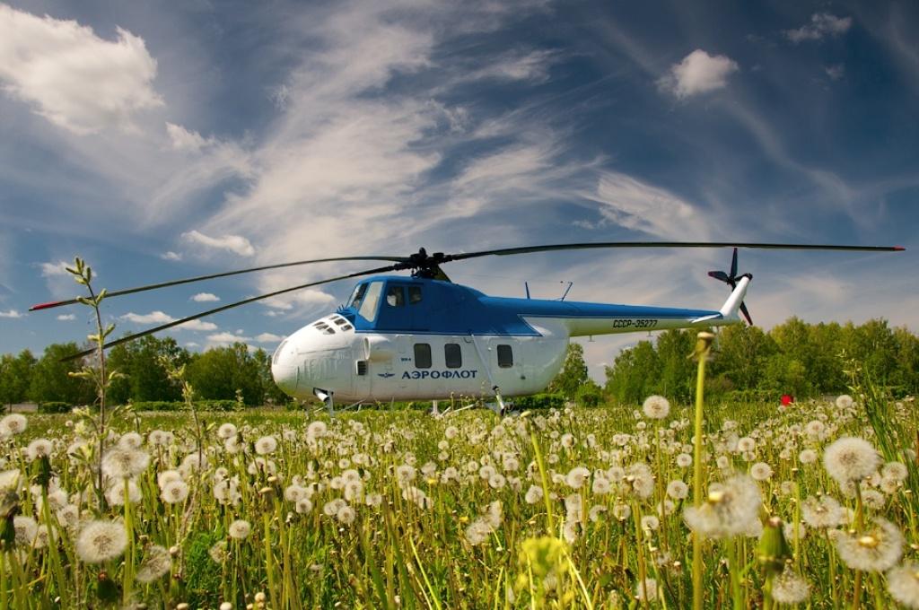 18.Mi-4P-v-muzee-Grazhdanskoj-aviatsii.-