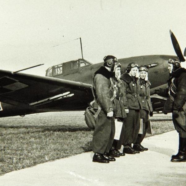 18а.Ил-10 ВВС ПНР.