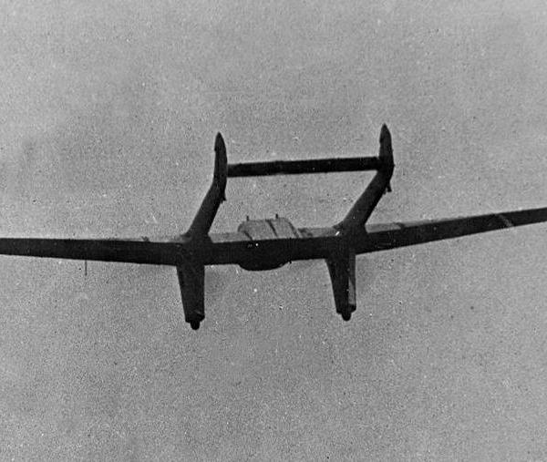 1а.Г-37 в полете.