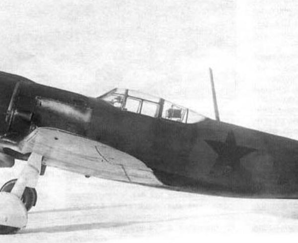 1а.Истребитель Ла-5Ф.