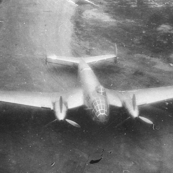 1а.Первый прототип ДБ-240.