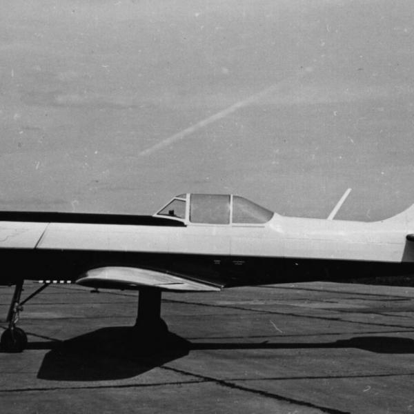 1а.Прототип Як-18ПМ