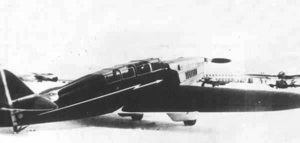 1а.Самолёт САМ-10.