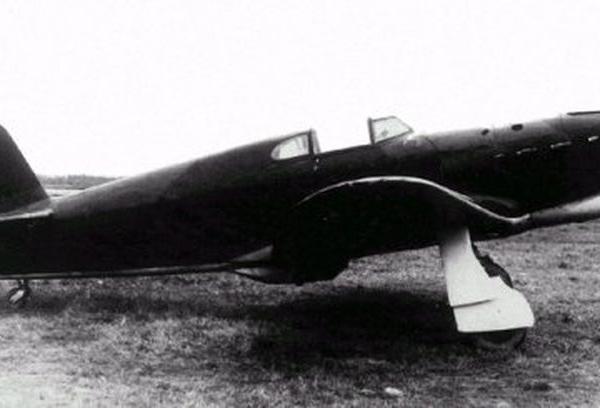 1а.Як-1 первых серий. Весна 1941 г.