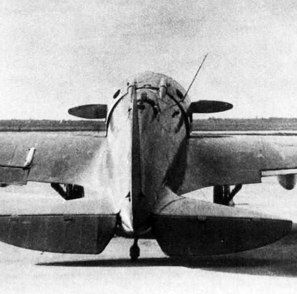 1б.Предсерийный истребитель И-16 тип 29.