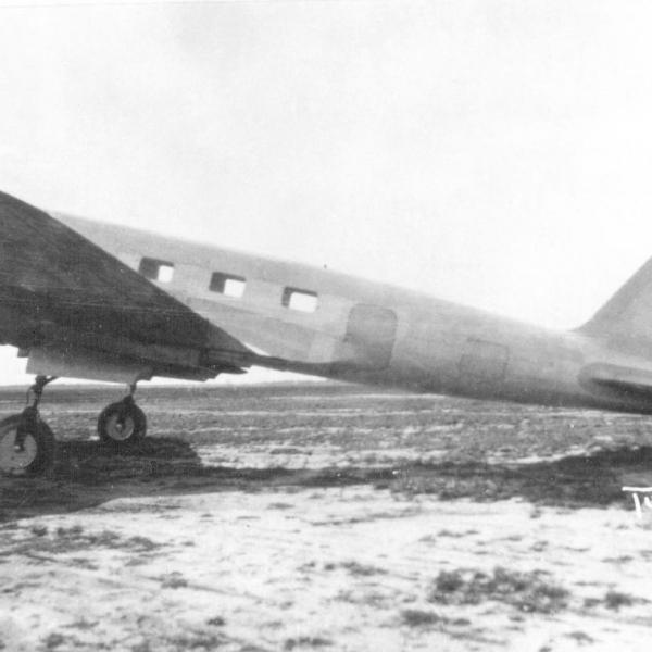 1г.Пассажирский самолет ПС-35.
