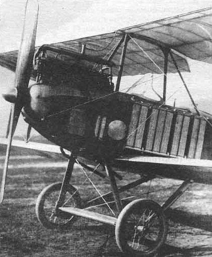 2.Самолет-разведчик Лебедь.XI.
