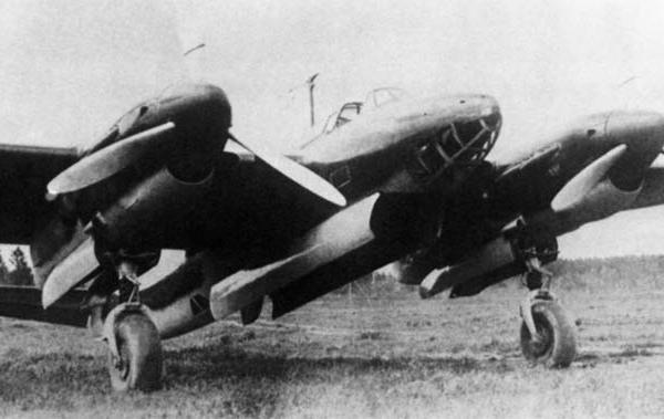 2.АНТ-58 (самолет 103)