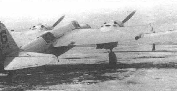 2.Дальний истребитель ДИ-8 (АНТ-46). 2