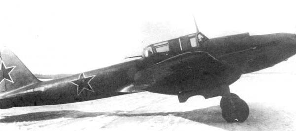 2.Ил-8 АМ-42 (№ 1).