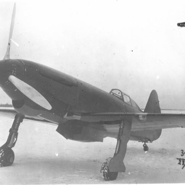 2.Истребитель СК-2.