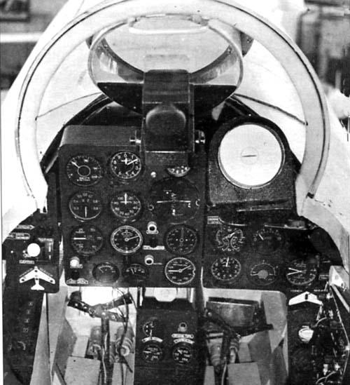 2.Кабина Ла-190.