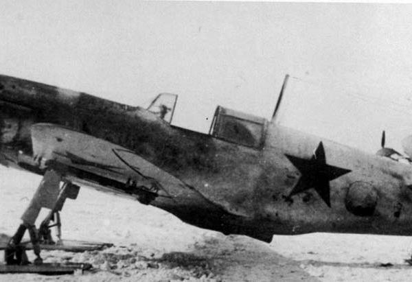 2.ЛаГГ-3 23-й серии
