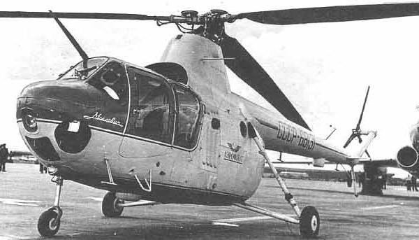 2.Ми-1НХ Москвич. 2