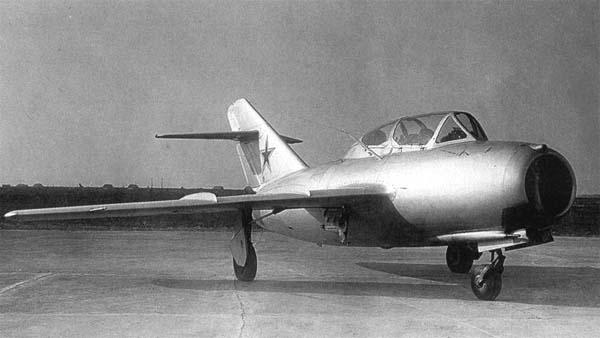2.МиГ-15УТИ (СТ). 2