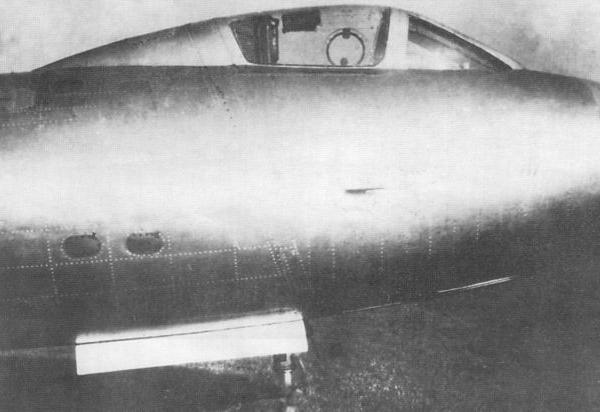 2.Носовая часть Су-17 (первый).