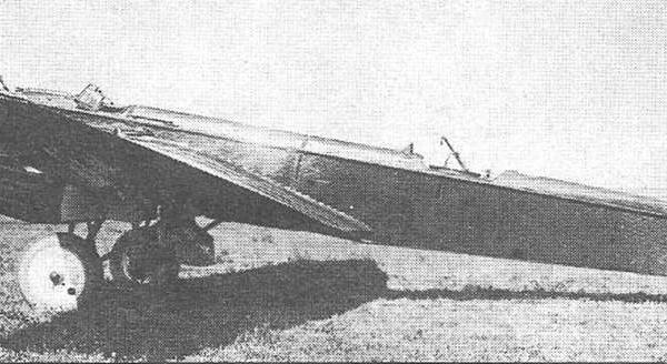 2.Опытный Р-6 после доработки на повторных испытаниях.