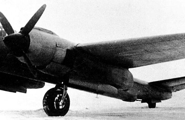 2.Опытный Ту-8 АШ-82ФН.