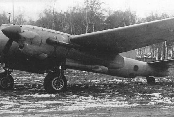2.Опытный бомбардировщик 67.