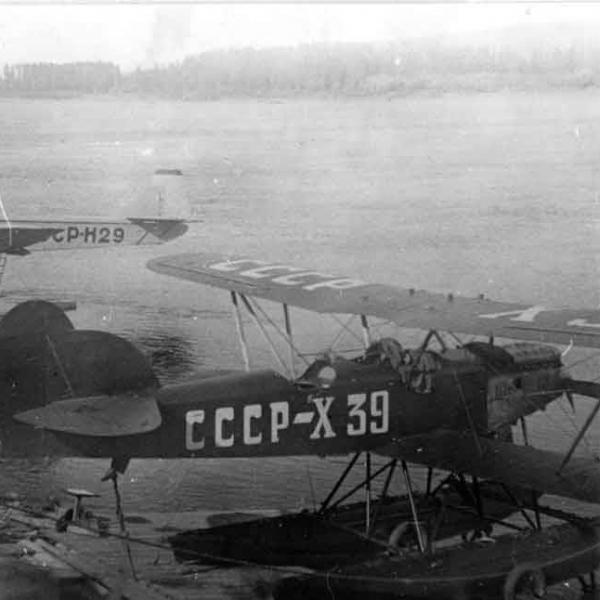 2.Р-5а Полярной авиации.