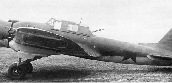 2.Штурмовик Ил-2 М-82. 2
