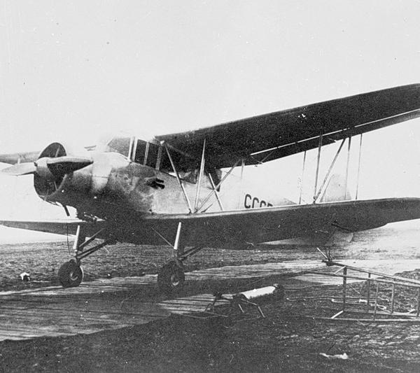 2.Самолёт СХ-1.