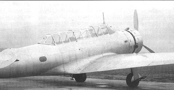 2.Серийный БШ-1 на испытаниях.