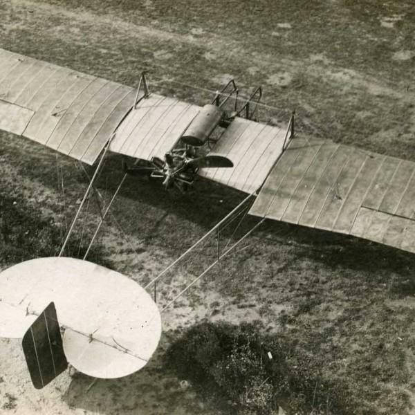 2.Учебный самолет Кованько