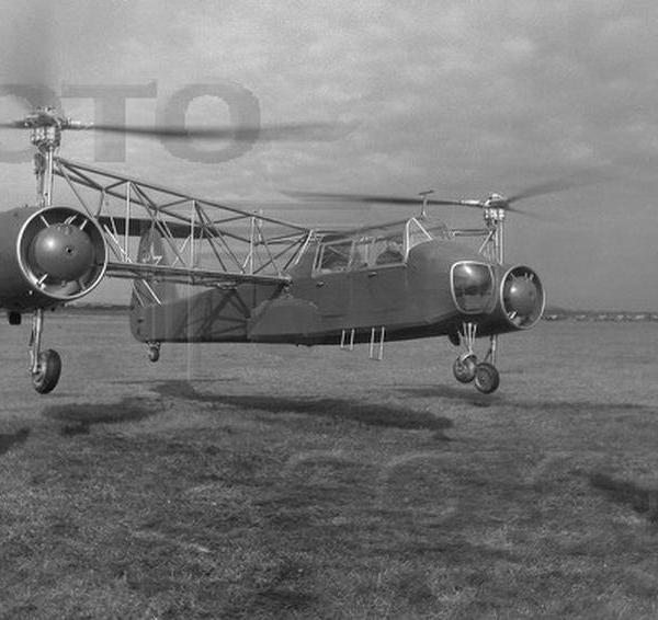 2.Вертолет Омега II.
