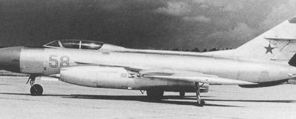 2.Як-27К в НИИ ВВС. 2