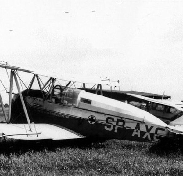 21.CSS-S-13 польской санавиации.