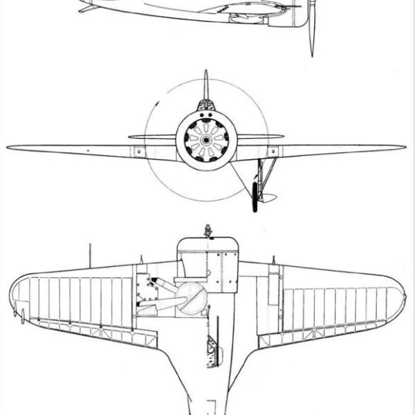 25.И-16 тип 4. Схема 4