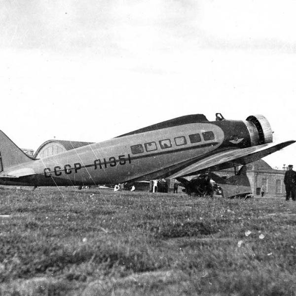 2а.Самолет ХАИ-1