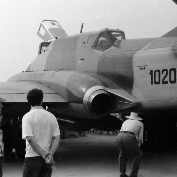 2в.Ил-102 на авиавыставке.
