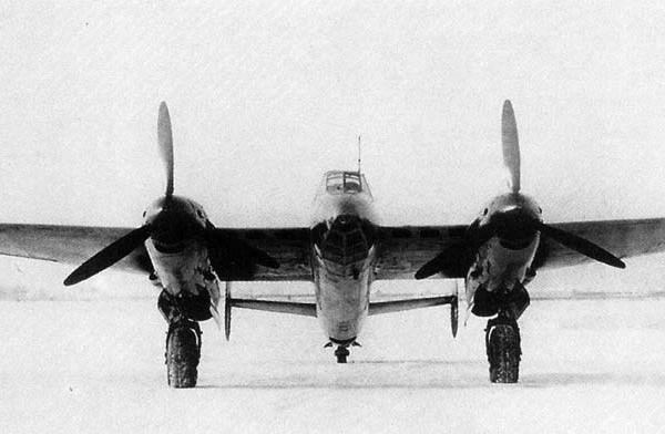 3.АНТ-58 (самолет 103)
