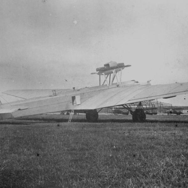 3.Бомбардировщик ТБ-4 (АНТ-16). 3