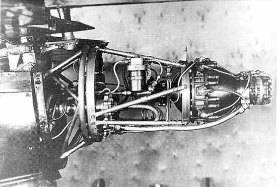 3.Хвостовая часть Як-3РД № 1820 с ЖРД - РД-1Х3 № 018.