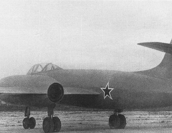 3.И-211 на испытаниях.