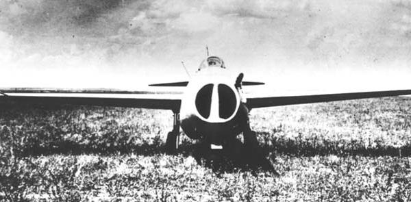 3.И-302 (ФП). Вид спереди.