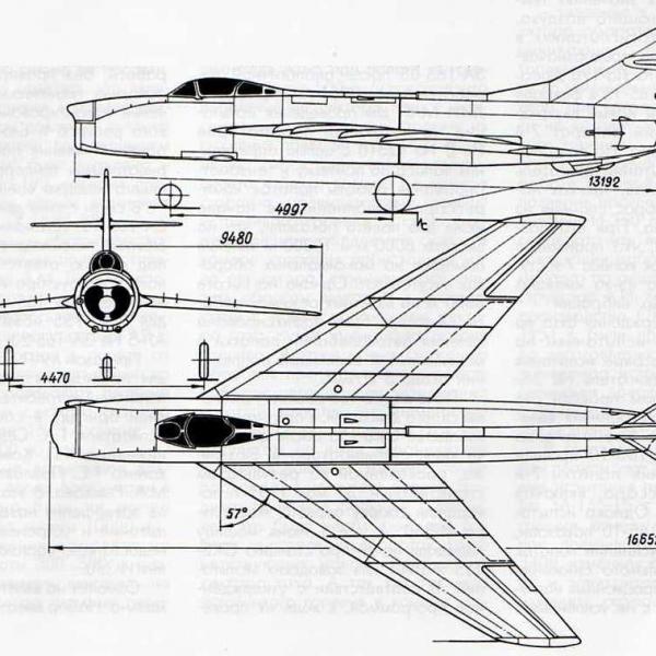3.И-350 (М). Схема.