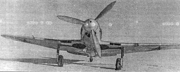 3.Истребитель ИТП (М-1).