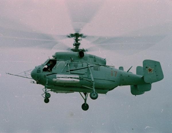 3.Ка-25Ш в полете. 3