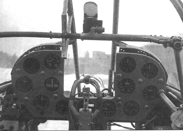 3.Кабина пилота Як-2 КАББ.