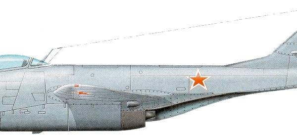 3.МиГ-9М (И-308 ФР). Рисунок.