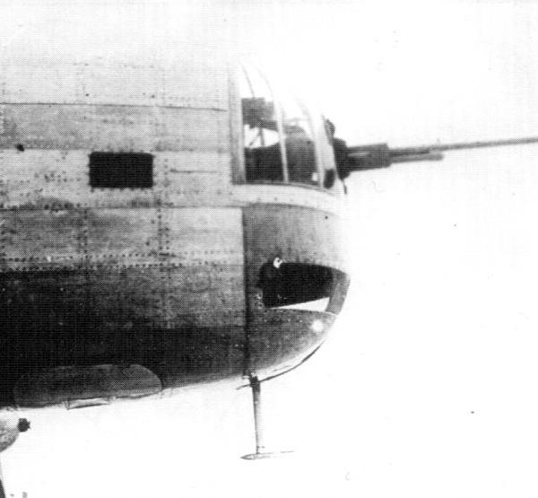 3.Носовая пушечная установка ЦКБ-54.