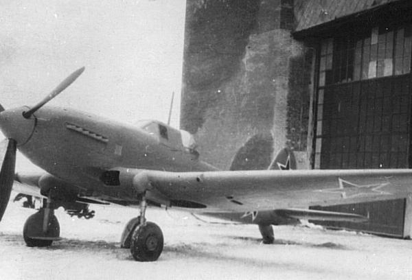 3.Опытный Ил-10. 3