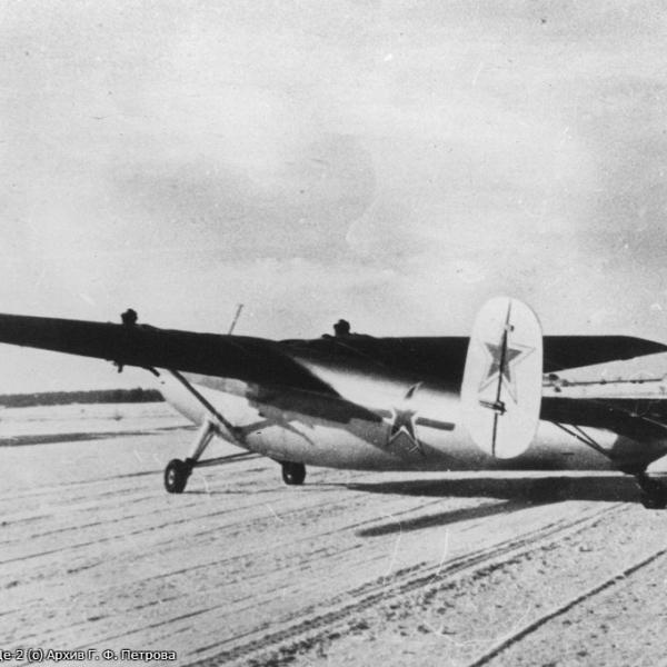 3.Первый прототип Ще-2. 3