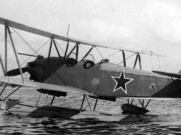 3.По-2М на испытаниях в июле-сентябре 1944 г.